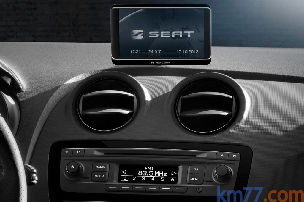 SEAT Portable SYSTEM. km77