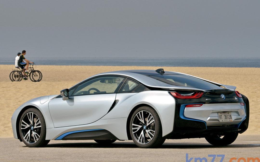 BMW i8 ya a la venta (con ayuda estatal MOVELE incluida)