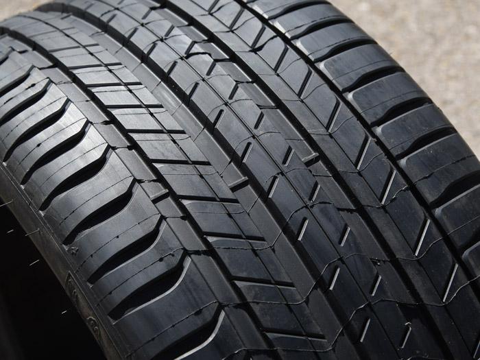 Nuevos neumáticos Michelin Latitude Sport 3