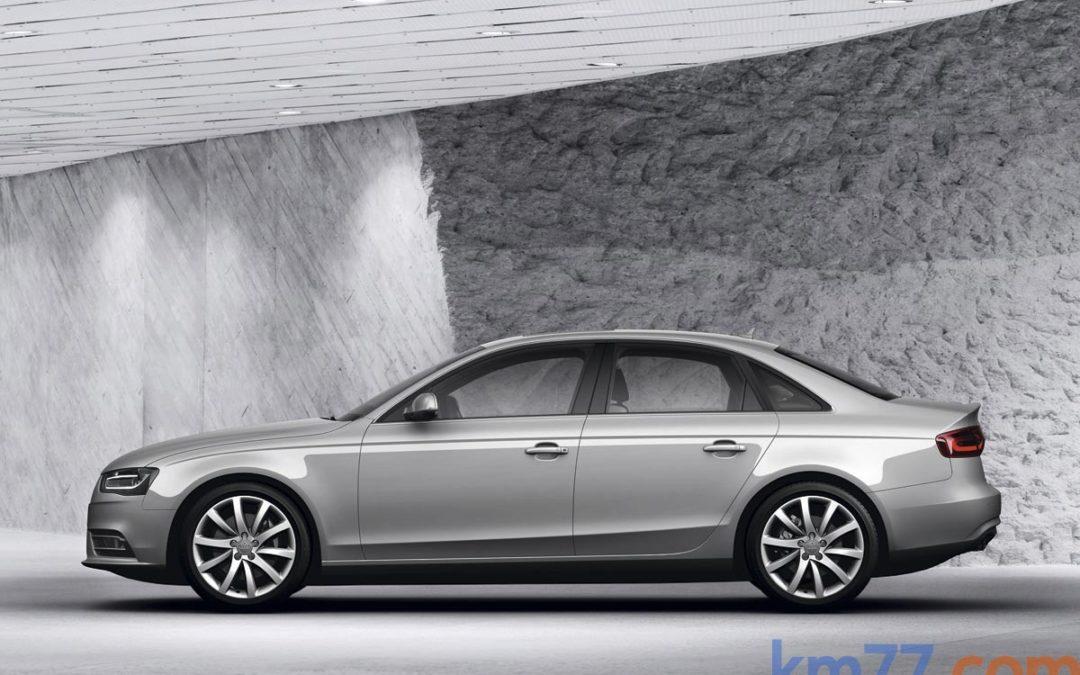 Nuevas versiones «ultra» y «Clean Diesel» en la gama Audi A4 y A5