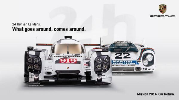 El novato: Porsche 919 Hybrid