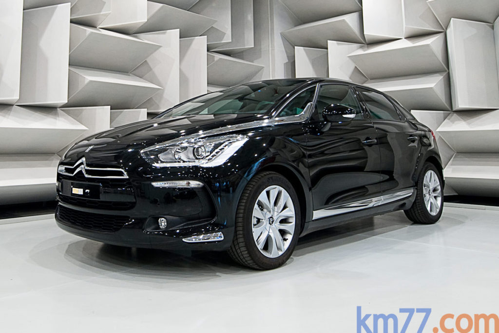 Citroen DS5 BlueHDI 180 _1