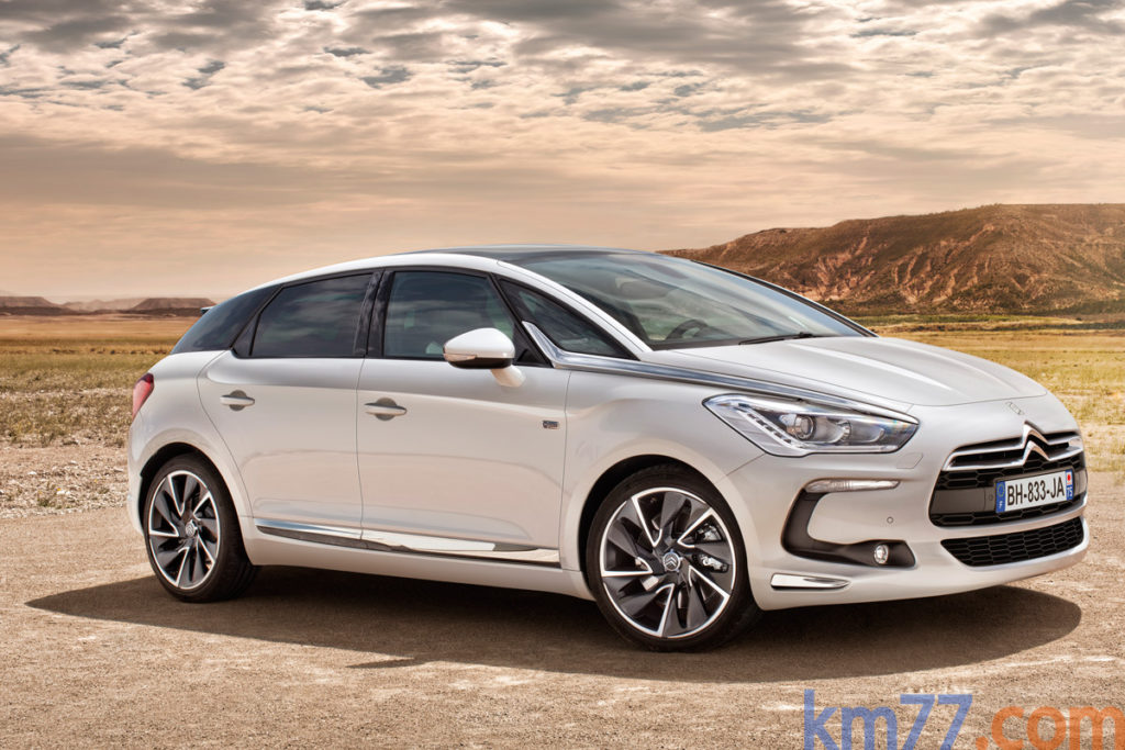 Citroen DS5 BlueHDI 180 _2