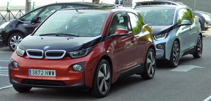 BMW i3 REX. De viaje con un eléctrico (I)