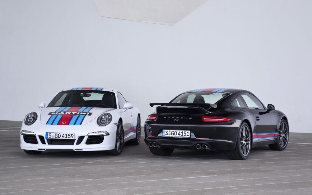 Porsche conmemora su vuelta a Le Mans con una edición limitada del 911 Carrera S