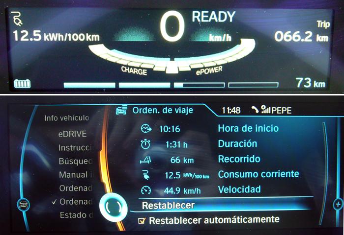 Ordenador BMW i3