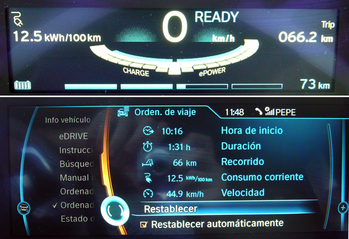 Prueba de consumo (116): Seat León III 1.6-TDI-105 DSG