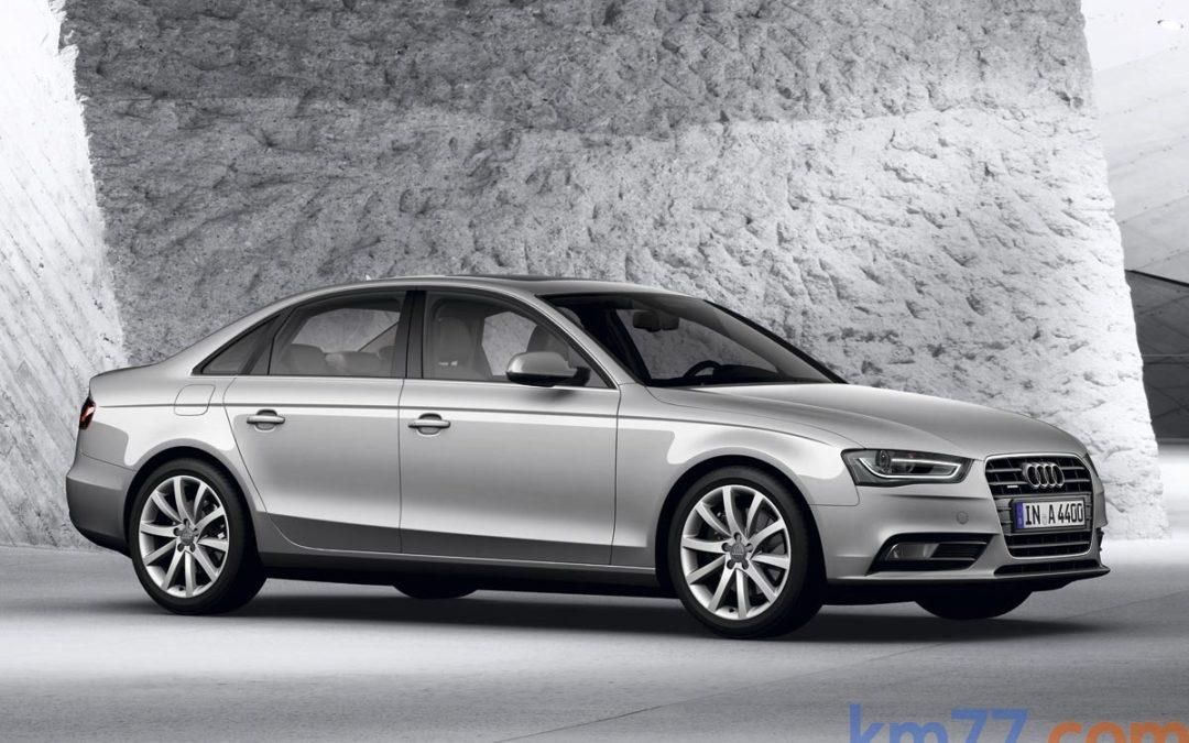 Nuevas versiones TDI para las gamas Audi A4 y Audi A5