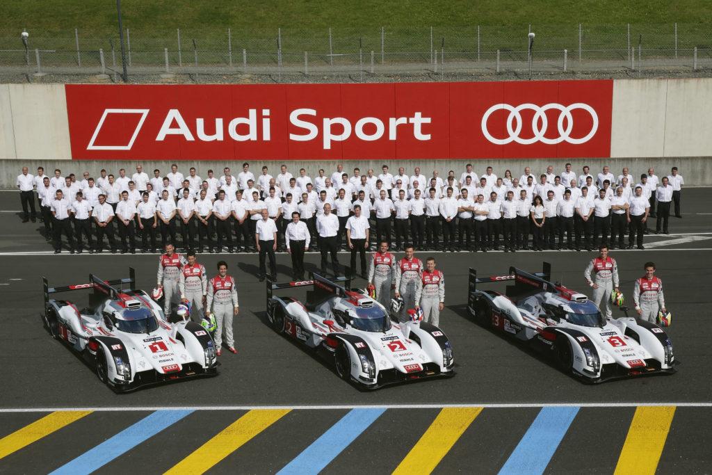 Le Mans Test Day 2014