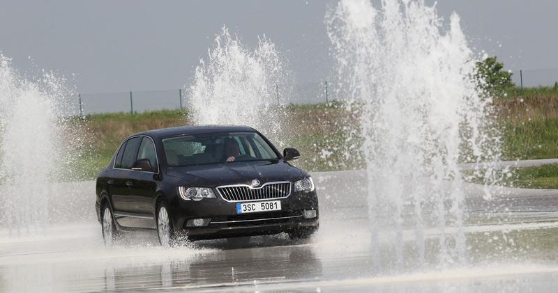Škoda y la tracción total