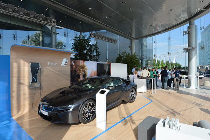 BMW i8. La presentación en imágenes