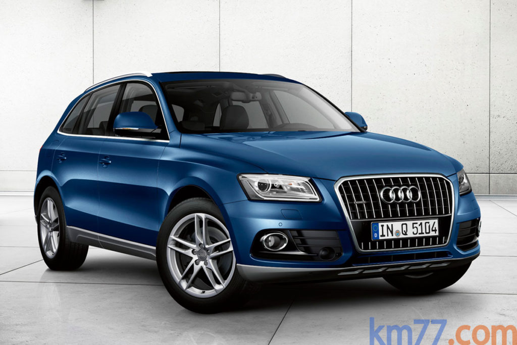 Audi Q5 clean diesel _1