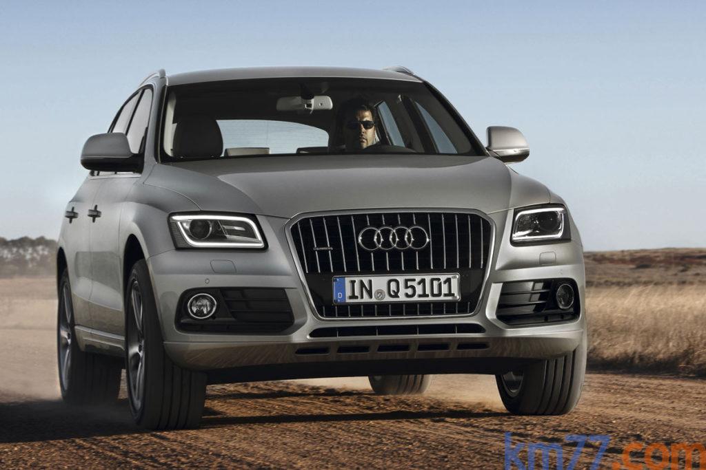 Audi Q5 clean diesel _2