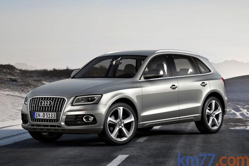 Audi Q5 clean diesel _3