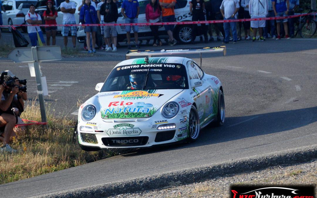 Reportaje: Vallejo sale más líder después del Rally del Bierzo