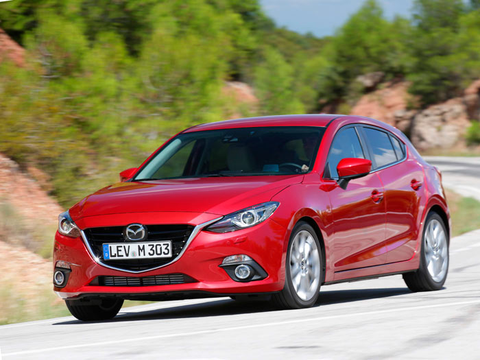 Prueba de consumo (165): Mazda-3 Hatch 1.5G 100 CV