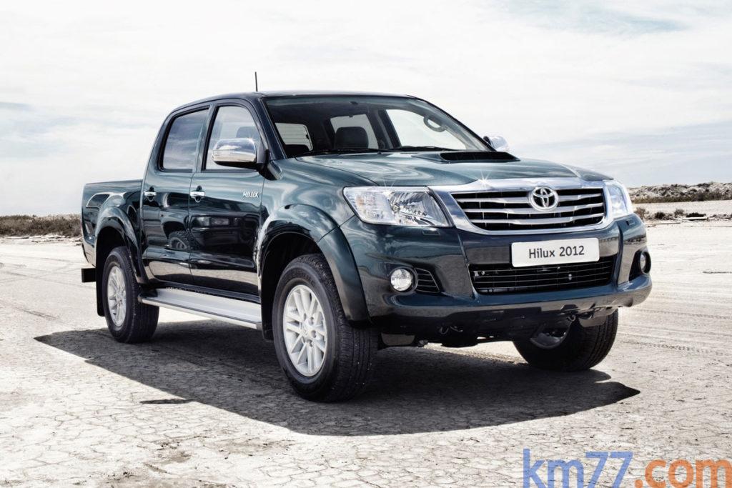 Toyota Hilux _1