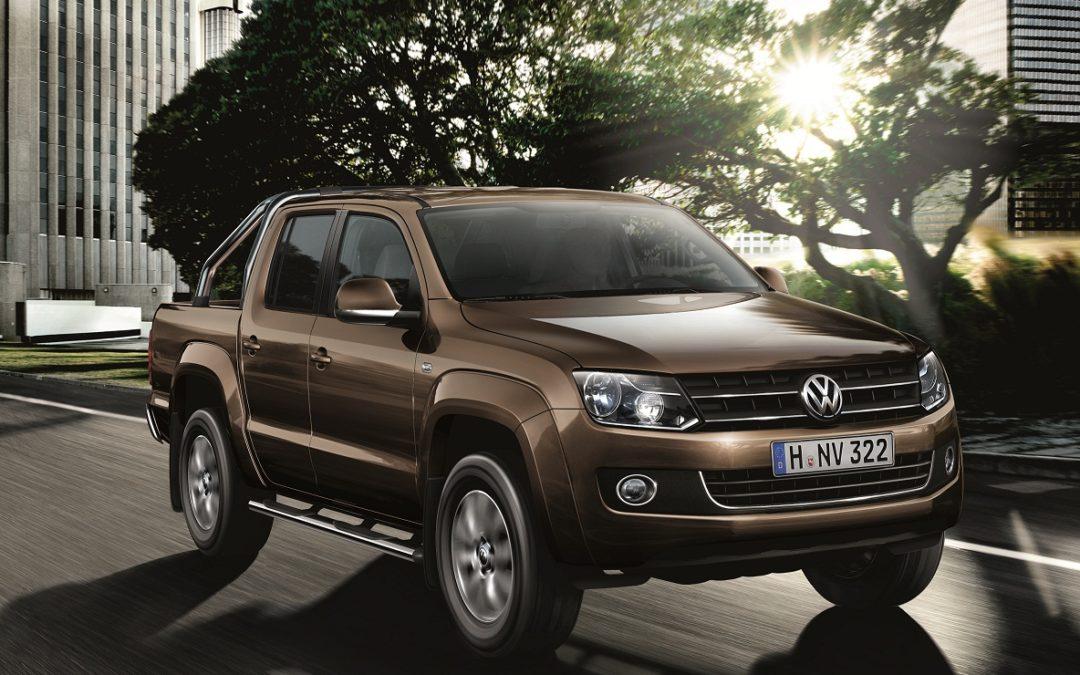 Nuevo Volkswagen Amarok Highline Edition