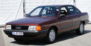 Audi 100 TDI (1989).