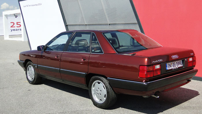 Audi 100 TDI (1989)