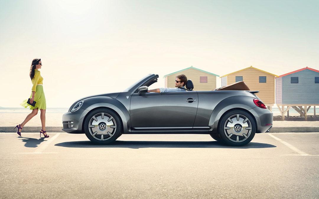 Volkswagen Beetle Cabrio Karmann, un homenaje a su creador