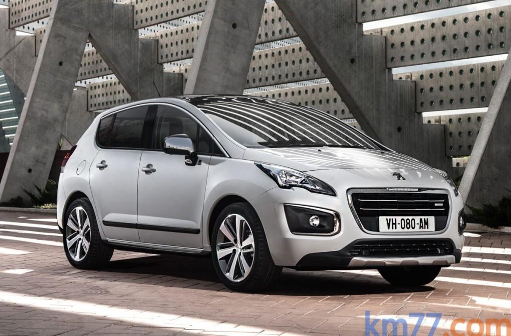 El Peugeot 3008 ya está disponible con el motor Diesel «BlueHDi 120»