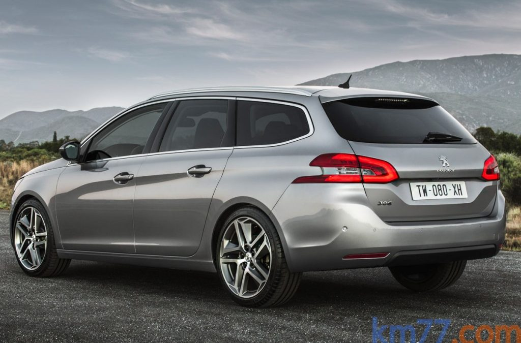 Nuevos motores «Turbo» PureTech para la gama Peugeot 308