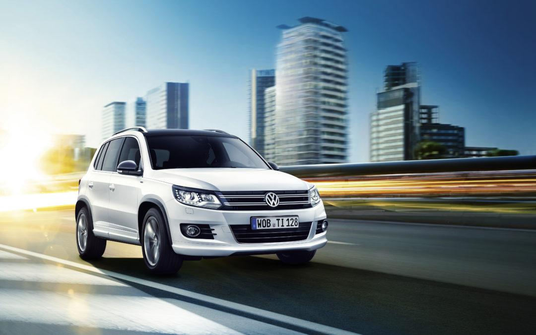 Volkswagen Tiguan CityScape, con un toque deportivo