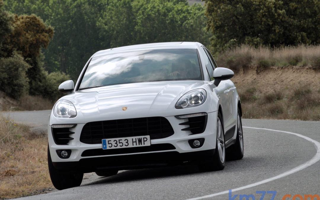 Porsche presenta nuevos elementos «Exclusive» para el Macan