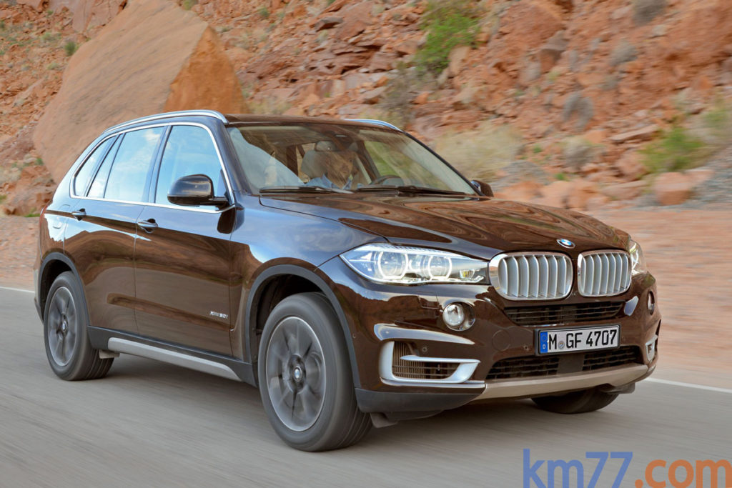 BMW X5 2014 _1