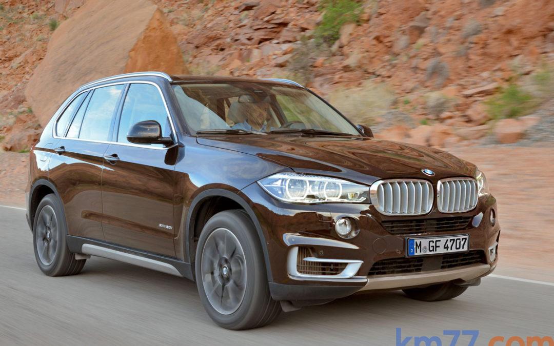 BMW X5. Ahora con más equipamiento y menor consumo
