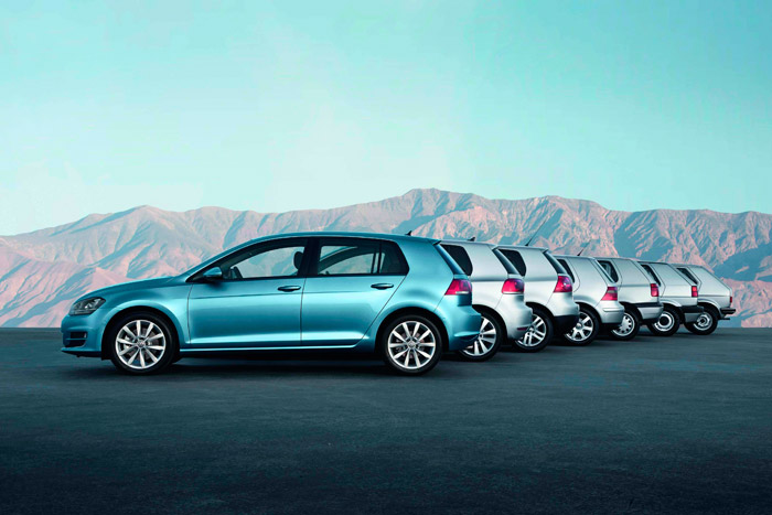 Prueba de consumo (170): VW Golf Blue-Motion 1.6-TDI 110 CV