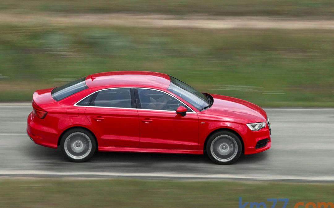 Seis nuevas versiones para el Audi A3 Sedán