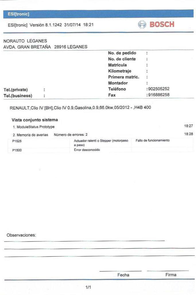 Prueba 120 000 km Renault Clio  Revisión de los 90 000 kilómetros en