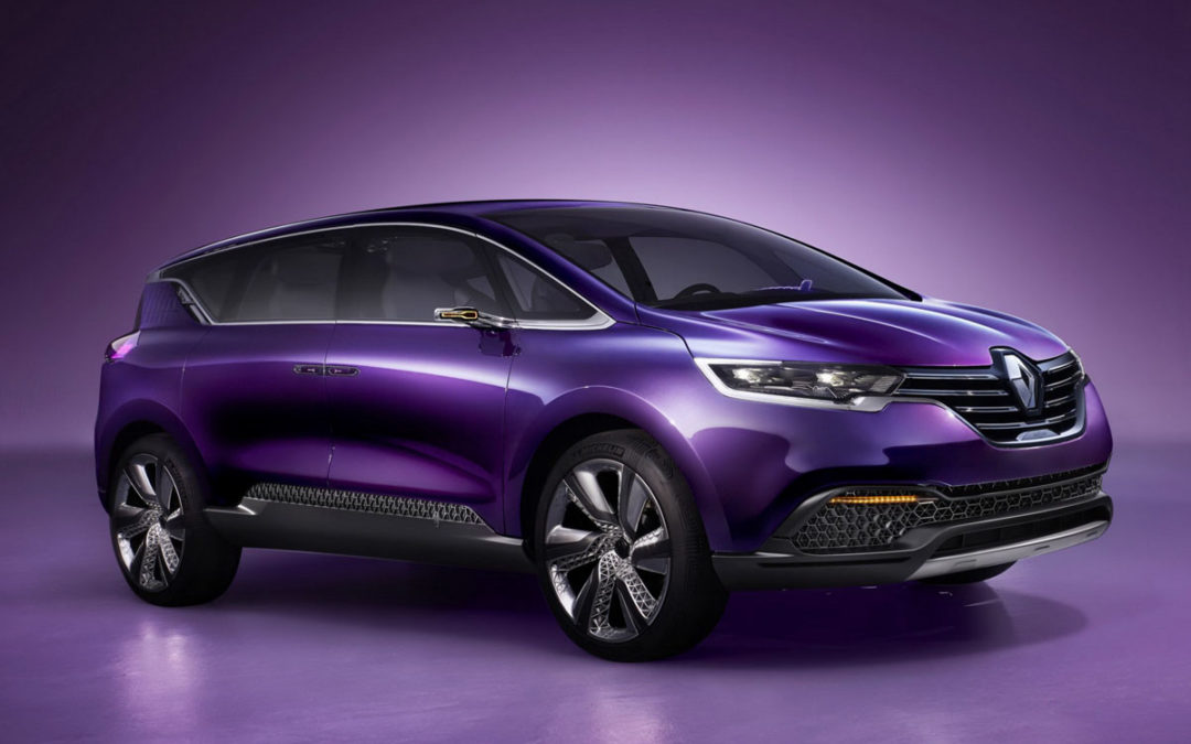 Las novedades de Renault y Dacia en el próximo Salón de París