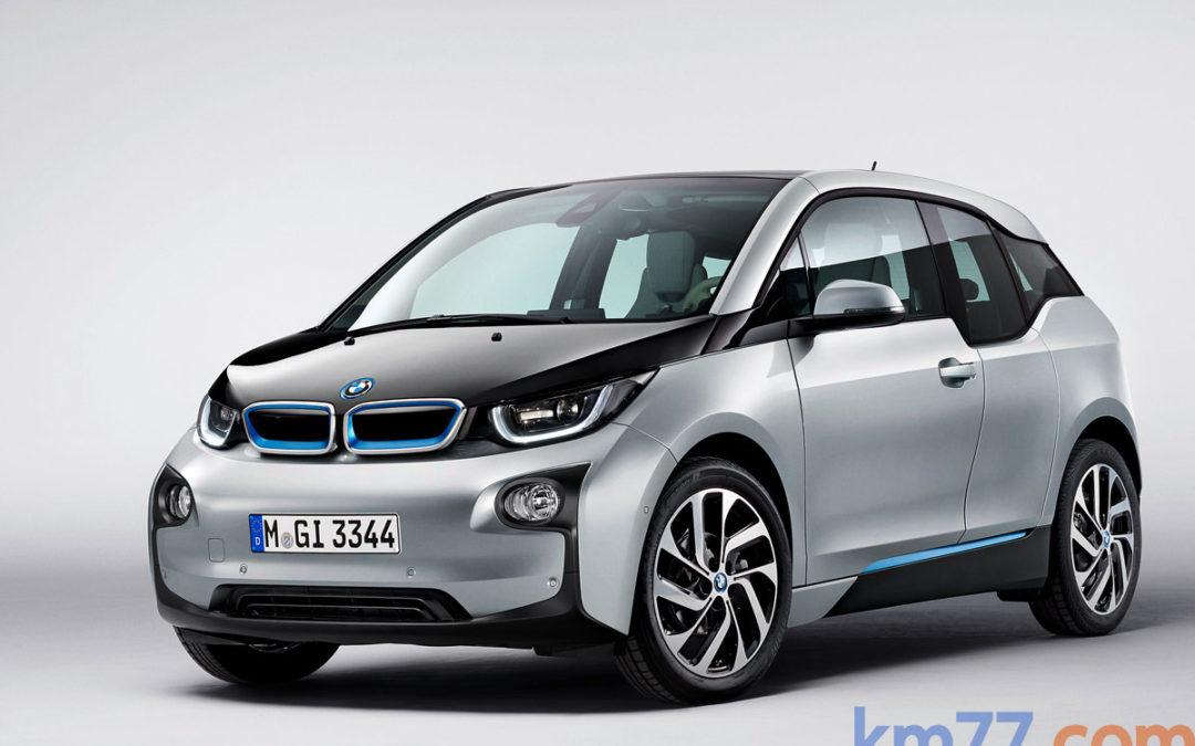 BMW i3 – Sí, otro eléctrico