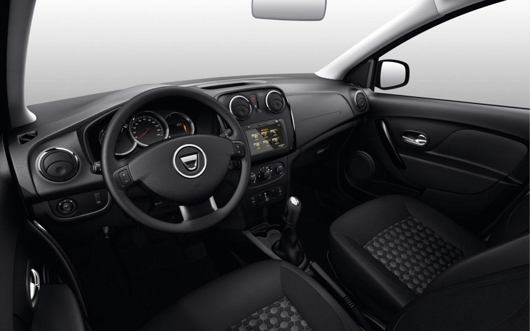 Dacia Sandero Black Touch y Duster Air. Novedades en París