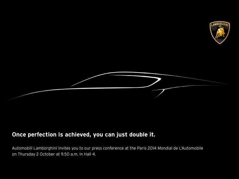 ¿Qué nos tiene preparado Lamborghini para París?