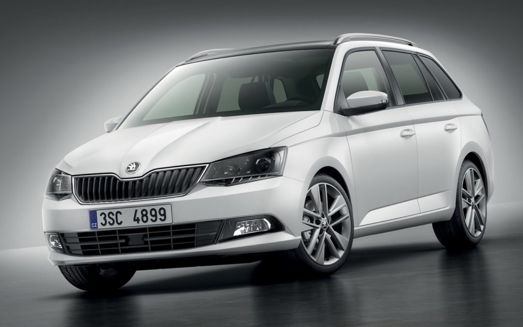 Škoda Fabia. Filtradas las primeras imágenes