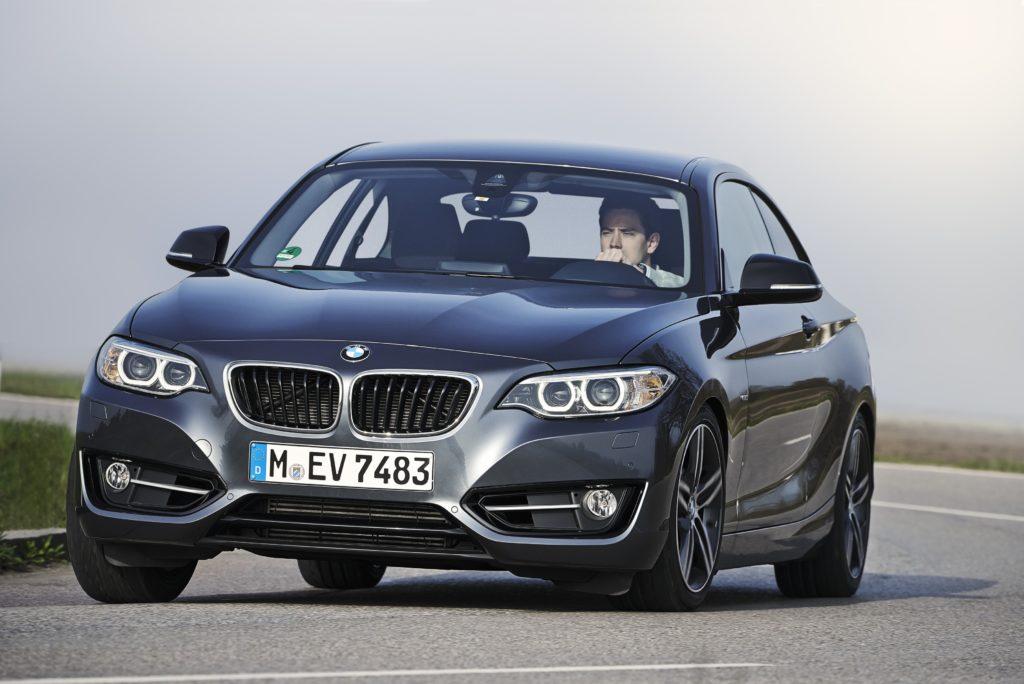 BMW 220d CoupŽ, Mineral Grey Metallic, Sport Line