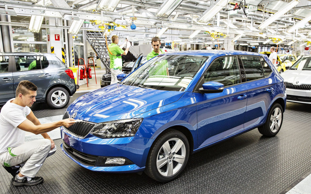 Las ventas de vehículos nuevos aumentan durante agosto un 13,7 %