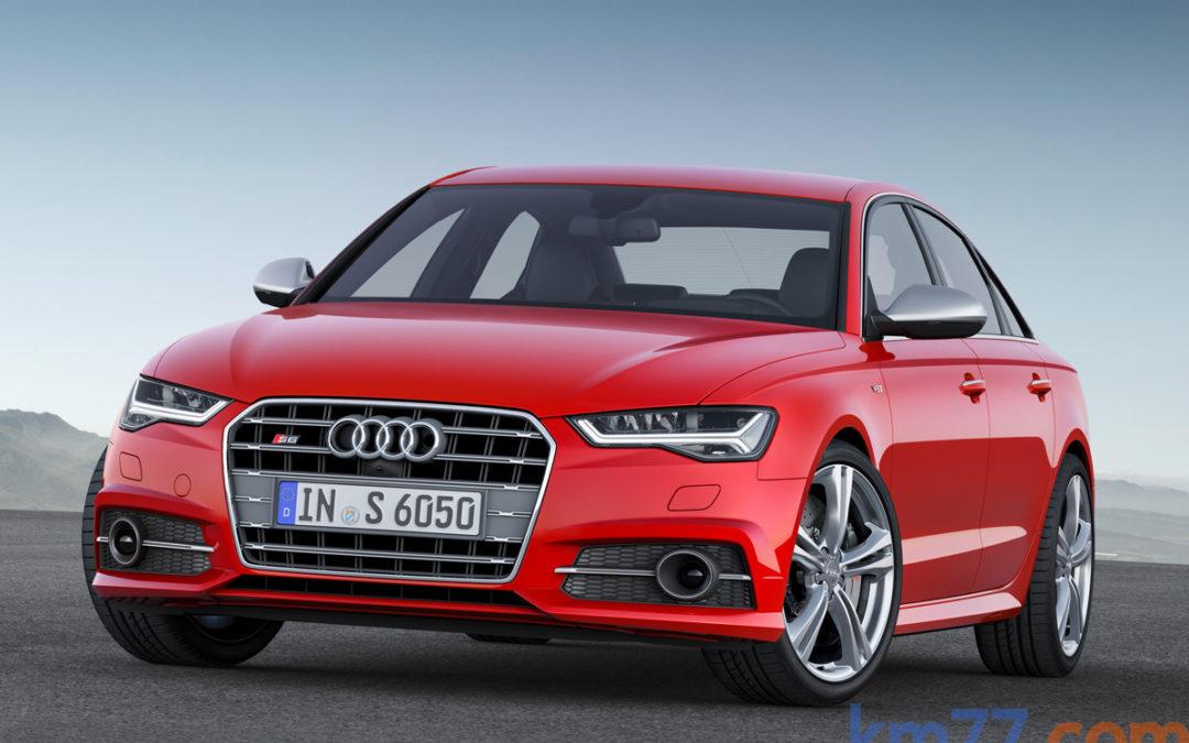 Audi S6 y RS 6 Avant en movimiento