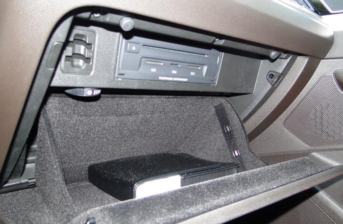 Volkswagen Passat (2015). Detalles del interior y vídeo de la instrumentación «Digital Cockpit»