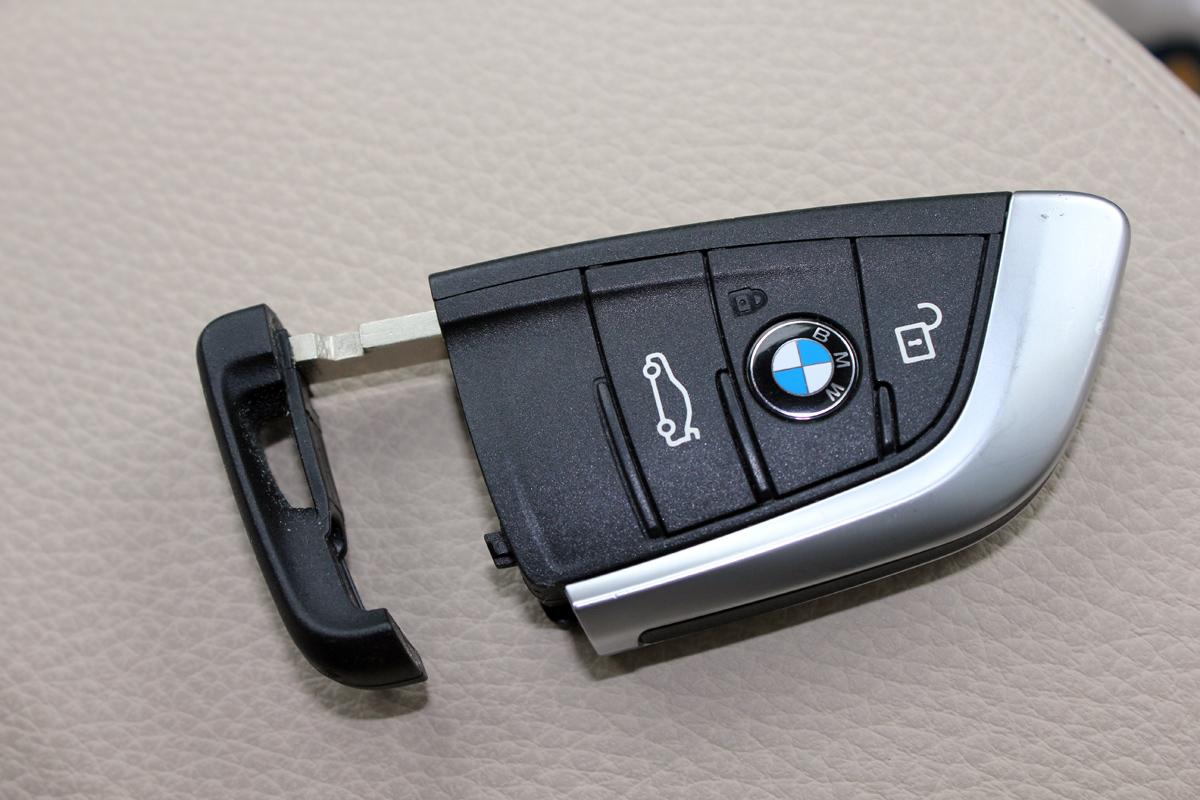 BMW Serie 2 Active Tourer. Mando a distancia