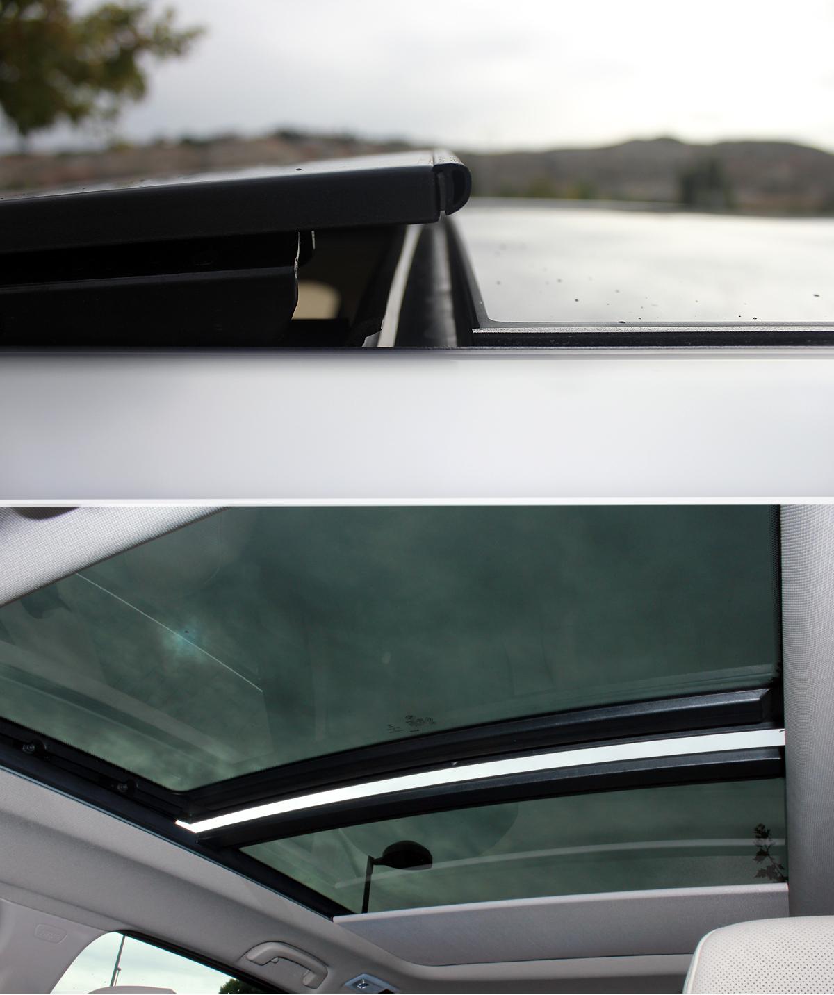 BMW Serie 2 Active Tourer. Techo panorámico