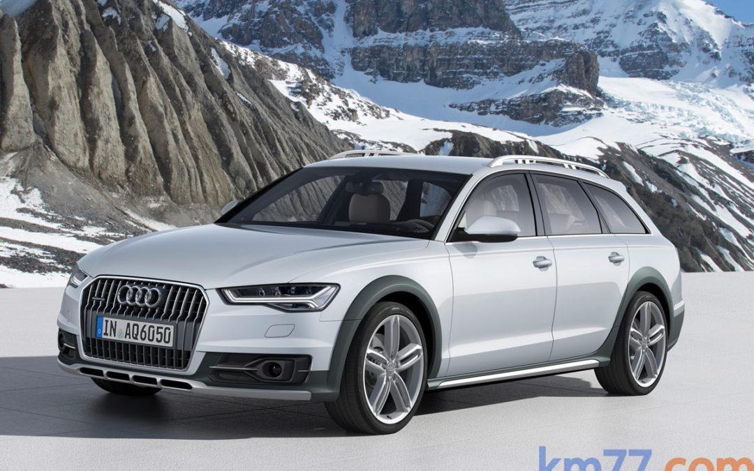 Más equipamiento de serie en la gama Audi A6