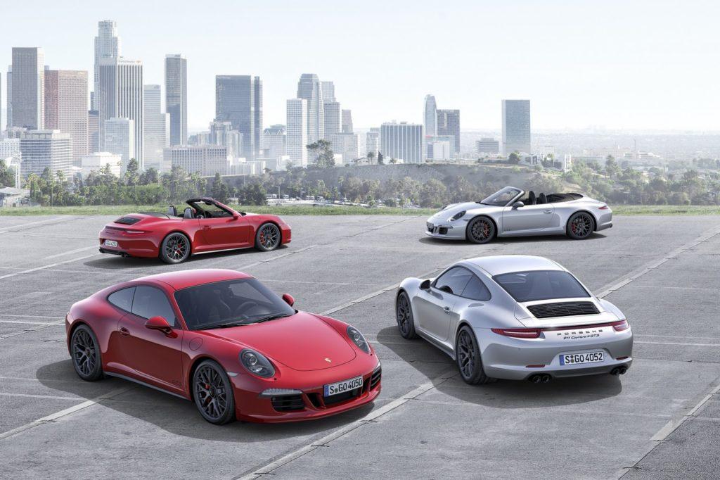 Gama Porsche Carrera GTS