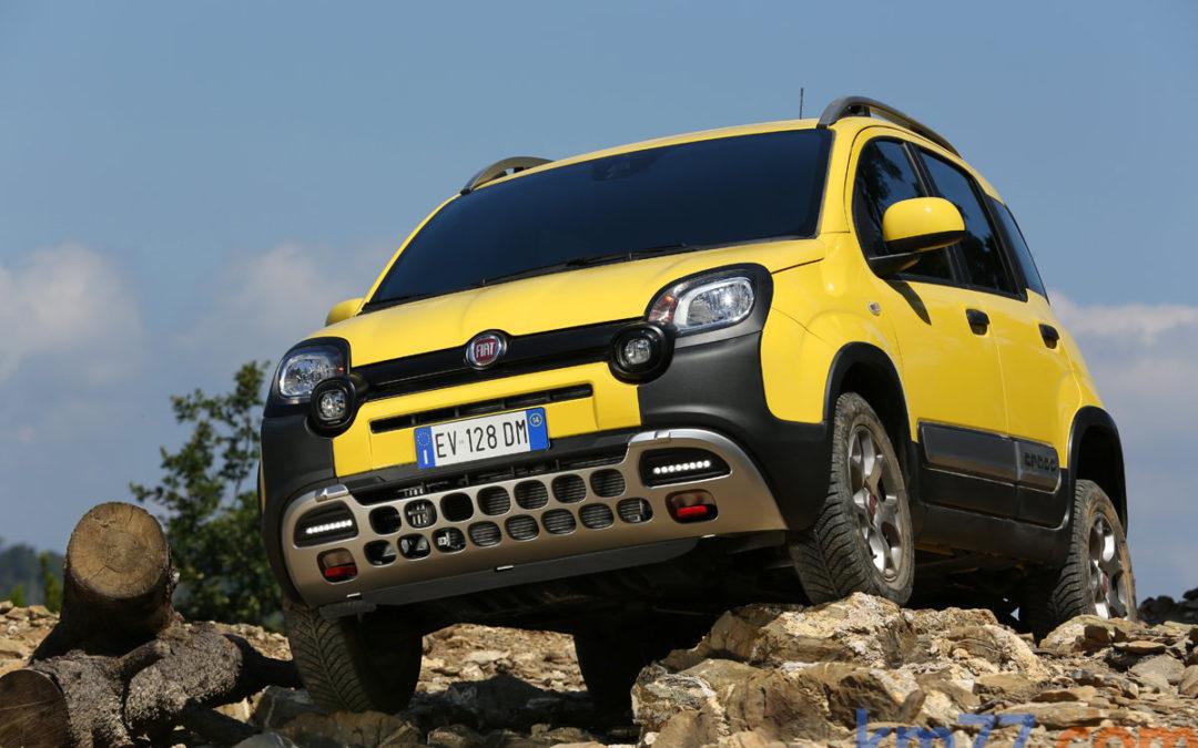 Las versiones Cross, del Fiat Freemont y del Panda, ya a la venta