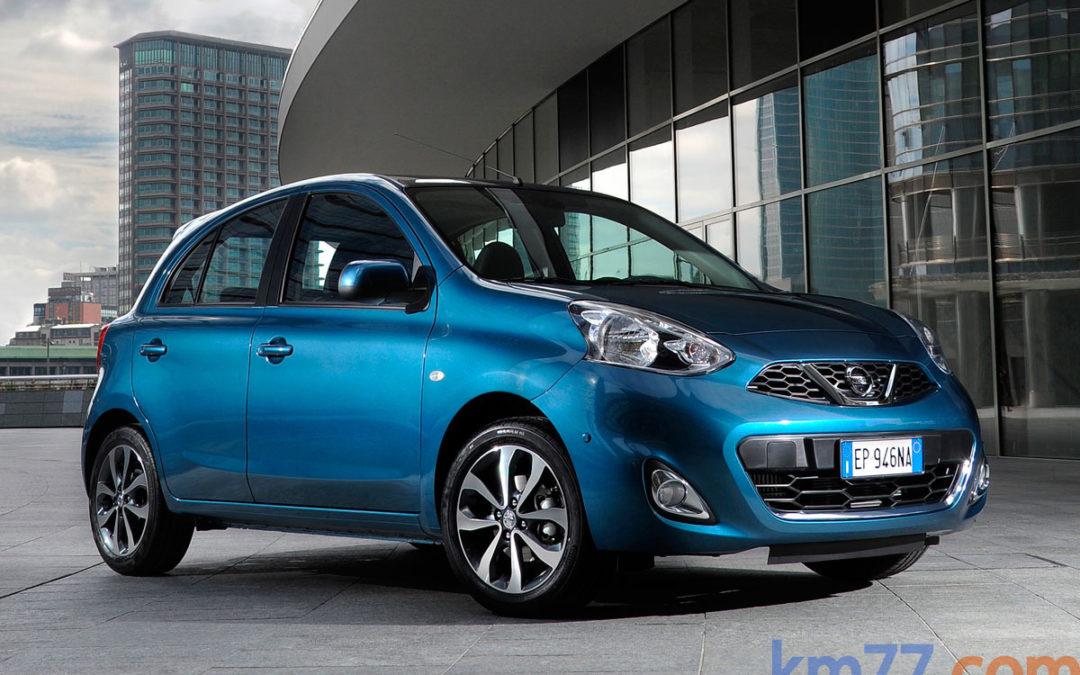 Nissan aumenta el equipamiento en la gama Micra