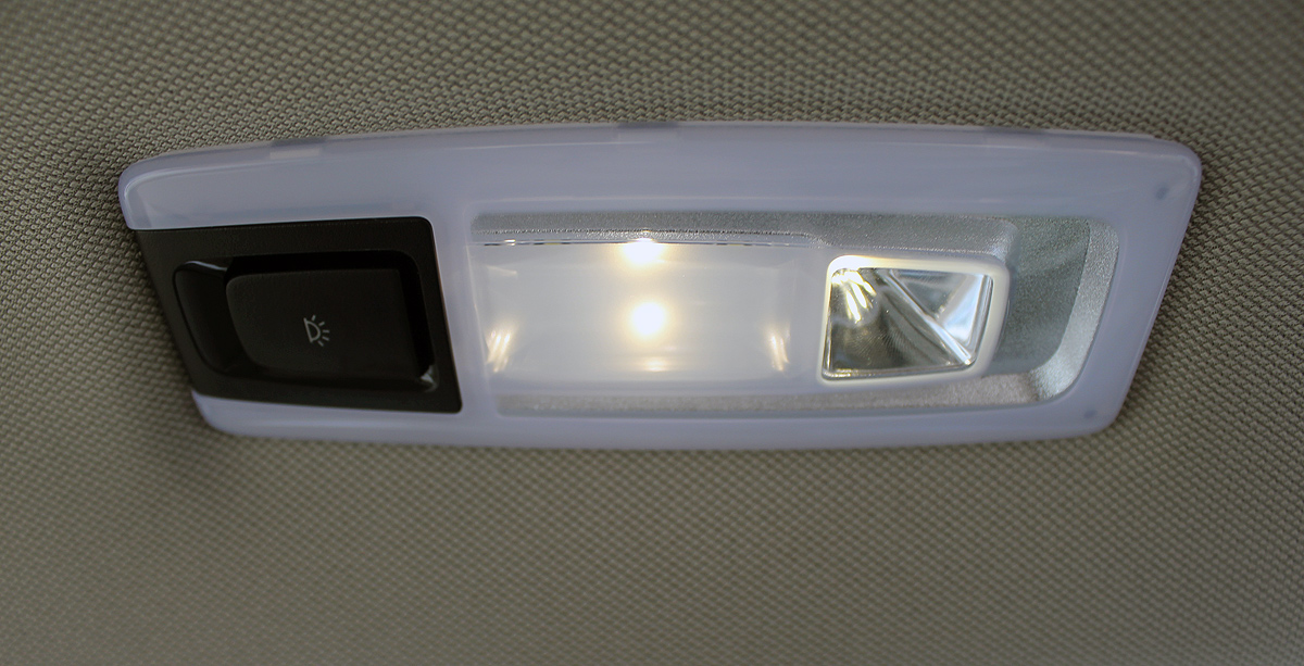 BMW Serie 2 Active Tourer. Pquete de iluminación